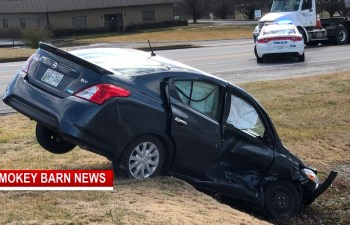 Hwy 41 Head-On Crash Injures Three In Springfield