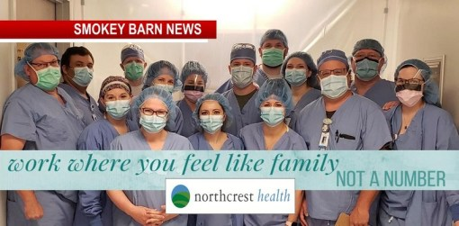 Choose Community With A Career At NorthCrest Hospital