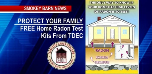 Free Radon Tests kits, Stop The Invisible Threat in Your Home