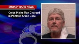 Cross Plains Man Charged In Portland Arson Case