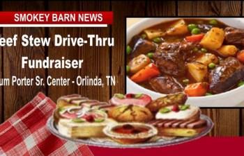 Tonight In Orlinda: Beef Stew Drive Thru Fundraiser At The Byrum Porter Senior Center