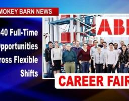ABB Portland, TN Career Fair: 40 Full-Time Opportunities Across Flexible Shifts