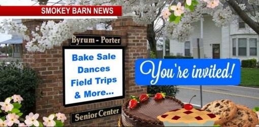Orlinda: Bake Sale, Dances, Field Trips & More At Byrum Porter Senior Center