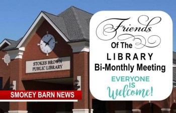 """Learn More About The """"Friends of The Library"""""""