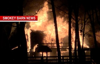 Second Robertson Area Home Ignites Monday Night