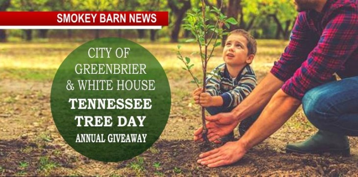 """Two """"Tree Give-Away Day"""" Events Planned in Robertson Co."""
