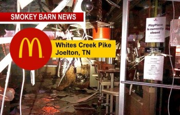 Grease Fire Ignites At Joelton McDonald's