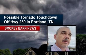 Possible Tornado Damage/Injuries In Portland/Oak Grove Area