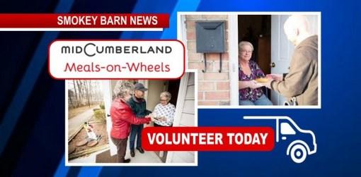 Meals On Wheels Volunteers Needed In Robertson County