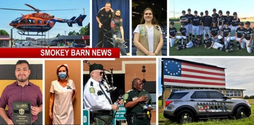 Who Made The News This Week & Fun Events Headed To Robertson Co. (5/16/2021)