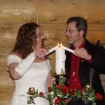 Example of Unity Candle Service