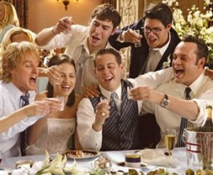 what you should not do at a wedding