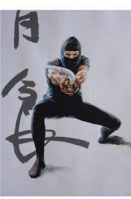 Glenn Ibbitson Sensei