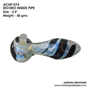 ACHP-074-DICHRO INSIDE PIPE