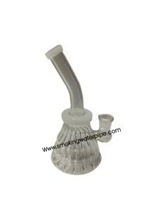 Aaryan Creations 8 Inch Lining tube Smoking Water Pipe 007