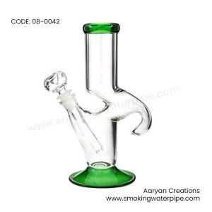 8 inch usa traveler green hook shap water pipe 19mm
