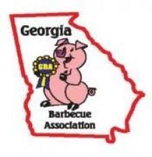 Georgia Barbecue Association Logo