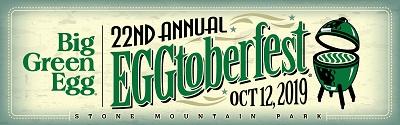 Eggtoberfest Atlanta 2019 Logo