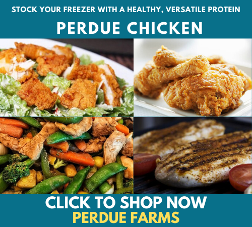 perdue family farms promo
