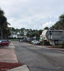 Carabelle RV resort