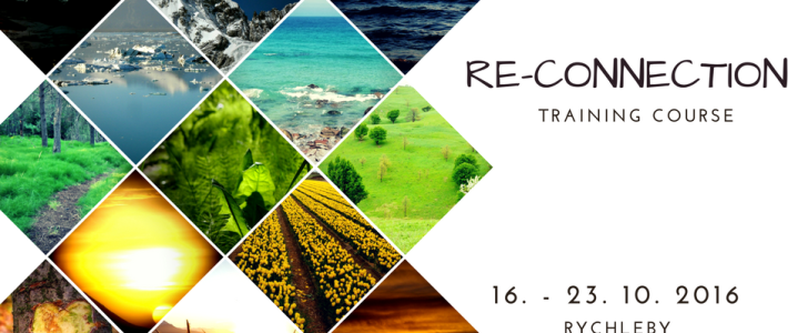 Re-Connection – Training course in Czech Republic