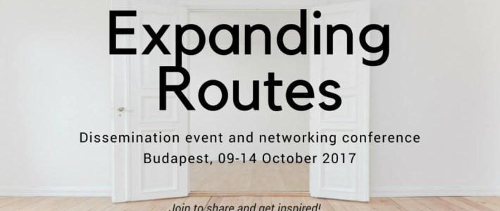 Expanding routes – Conference in Budapest
