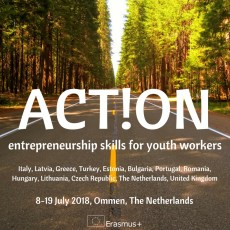 ACT!ON – Training course in the Netherlands