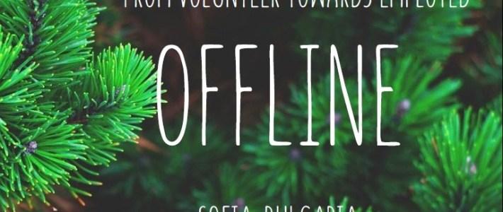 offLINE – from volunteer towards employed – Volunteering project in Bulgaria