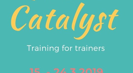 Youth Catalyst – Training for trainers in Czech Republic