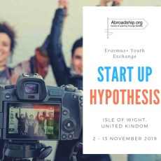Startup Hypothesis #2 – Youth Exchange in the United Kingdom