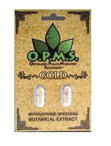 OPMS Gold Capsules 2 ct