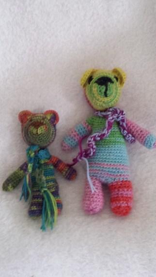 Kaipi (klein) und Kaipo (groß)