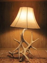 Lamps - Smoky Hill Antler Art
