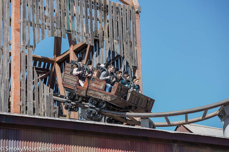 Mystery Mine Dollywood  Review w Photos  Information