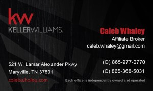 kw-business-card