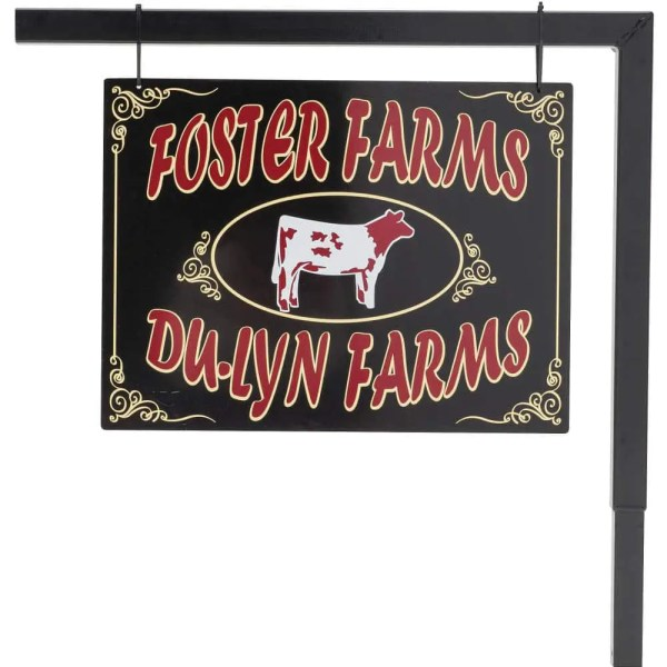 695169 Small Sign Holder Display