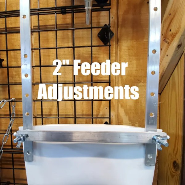 Adjustable Feeder