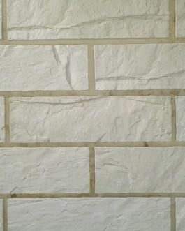 Декоративный камень.Гипсовая плитка, имитация кирпича,»Каменный кирпич» А 60 (упаковка 0,4м 2)