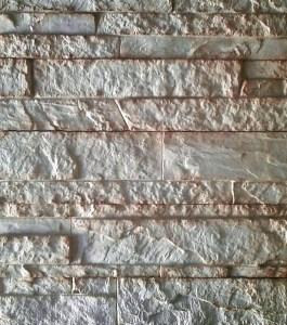 Декоративный облицовочный камень для внутренней отделки стен помещений