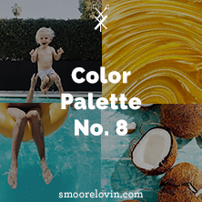 Color Palette No. 8