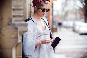 t-shirt-dress-bomber-jacket-outfit