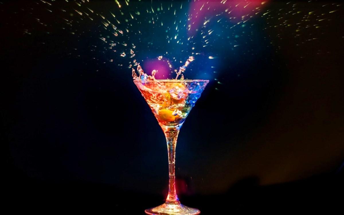 Cocktail-splash