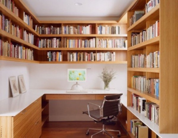 small home office design ideas 7 Ways to Make Your Small Home Office Big | Smooth Decorator