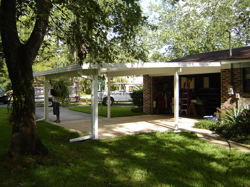 Turning Your Carport Into An Entertaining Patio Smooth Decorator