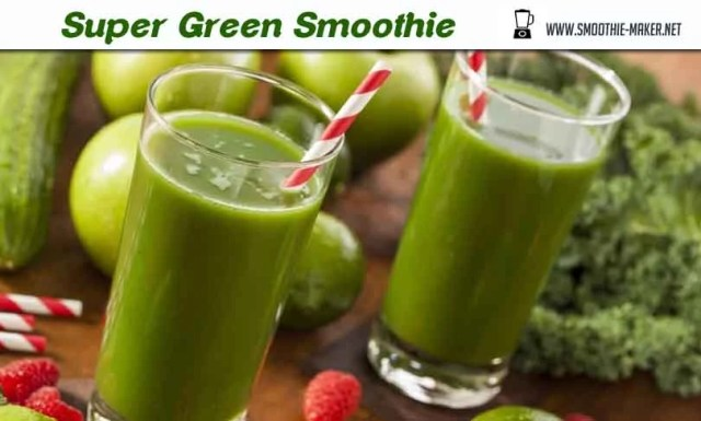Super Green Smoothie