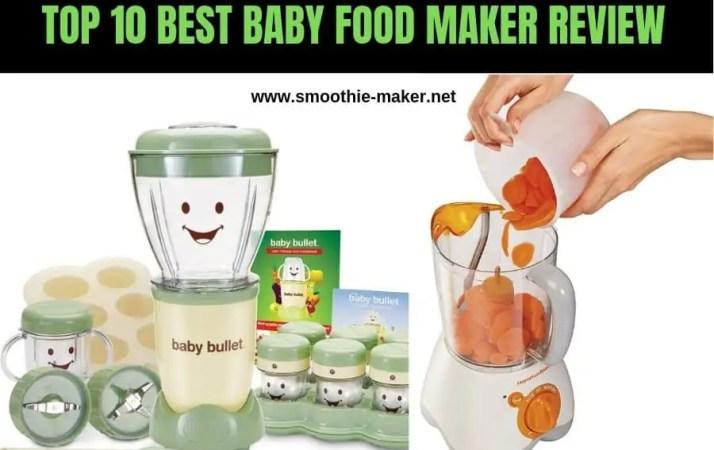 Food Maker Best Smoothie Maker Reviews