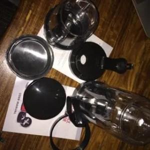 All accessories - Optimum Nutriforce Extractor   SmoothieSailor.com.au