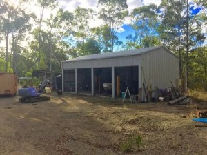 Machinery Shed | Property for Sale
