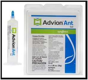 advion ant gel insecticide image
