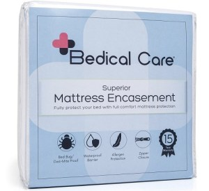 bedical care premium mattress protector cover image